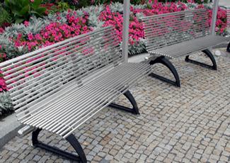 stainless steel benches Ogden, UT